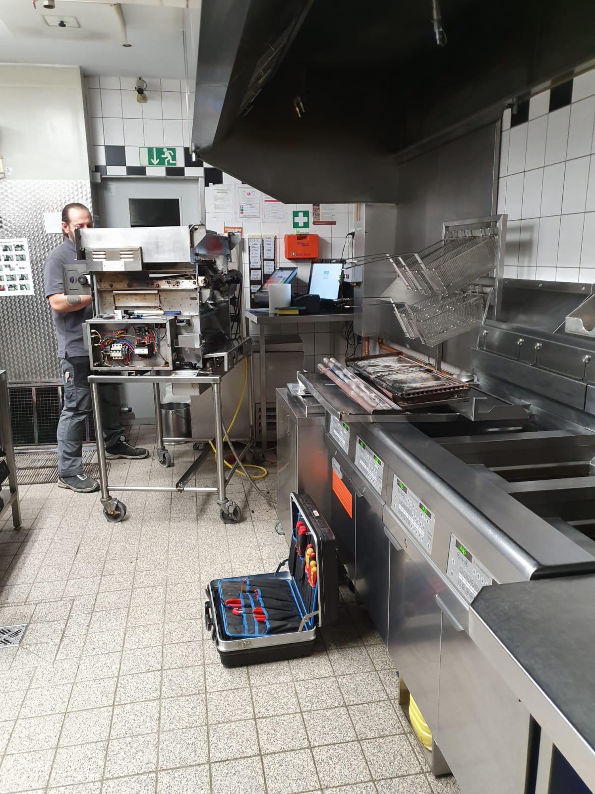 Großküchentechnik Göppingen, Rococ Secco