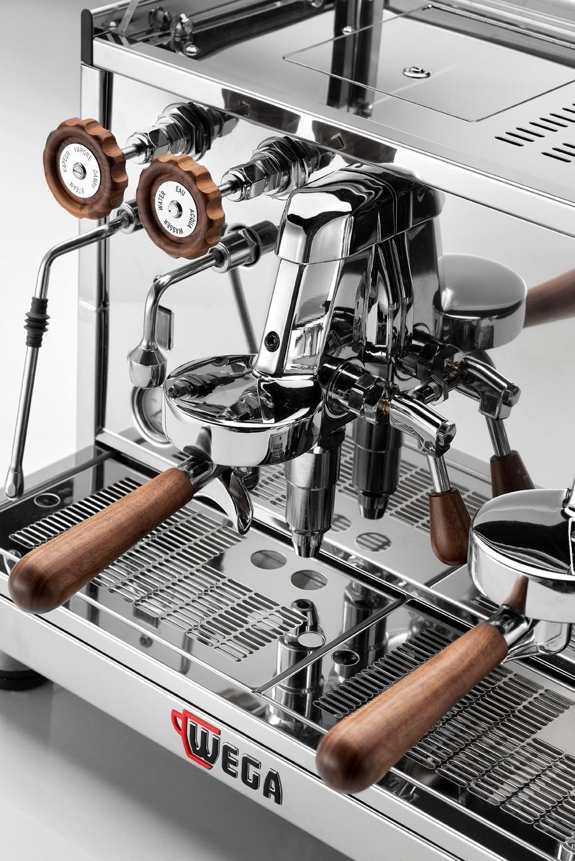 Siebträgermaschine WEGA Mininova EMA 2 - Kaffeemaschinen Göppingen | Rocco Secco